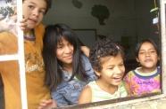 Kids always seem to smile!! :-)