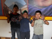 Martin, Juan Carlos, and Gregorio... 3 amigos