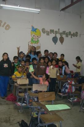 My class...