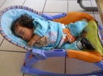 Natalia... Sweetly sleeping!