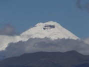 Snow-covered Volcano (Cotopaxi)