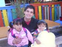 Jesse, Pati, & Alejandra
