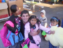 Jesse and the sweet children!