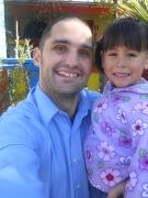 Jesse Rives with Patti