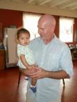 Dan - Founder of Paradise Bound - Loving the kids