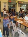 School for dump community children.