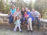 Gathered together to pray for Quetzaltenango