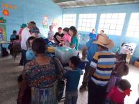 Medical Clinic in San Martin Jilotepeque.
