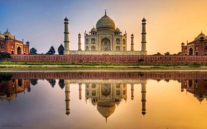 Majestic Taj Mahal